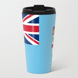 Fiji Flag Travel Mug