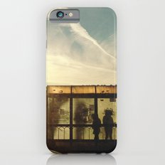 Bus Stop - Woodward Ave iPhone 6s Slim Case