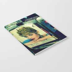 Brigitte Bardot in Paris by Lika Ramati Notebook
