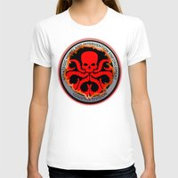hydra T-shirts featuring Hail Hydra by Sdog1982