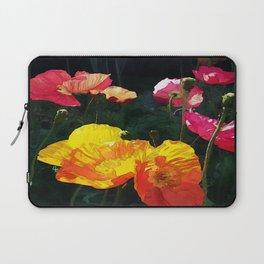 Poppies Four Laptop Sleeve