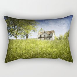 Lost Summers of My Youth Rectangular Pillow