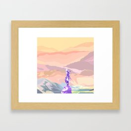 Assassin's Creed 3 Connor Kenway Framed Art Print