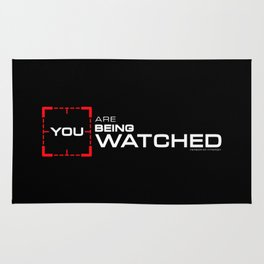 Person of Interest Rug