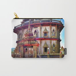 Wat Chalong Carry-All Pouch
