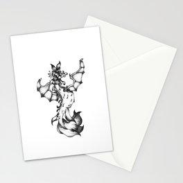 Sea-dragon Female  Stationery Cards