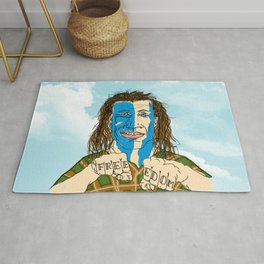 WILLIAM WALLACE Rug