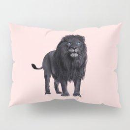 BLACK LION Pillow Sham