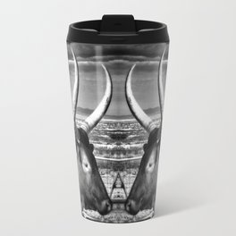 Bull Travel Mug