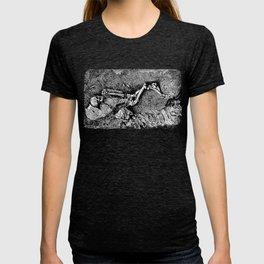 Remains of Prehistoric Man T-shirt