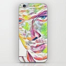 Benedict Cumberbatch (Creative Illustration Art) iPhone Skin
