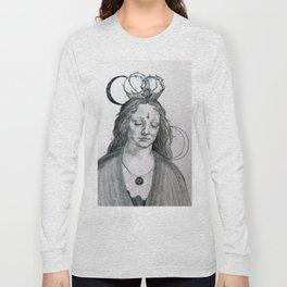 Satanic Virgin Long Sleeve T-shirt