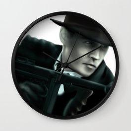 Johnny Depp// John Dillinger Wall Clock