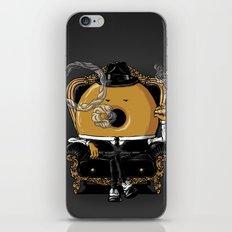 Gangster Donut iPhone & iPod Skin