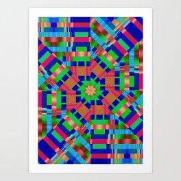 Abstract 320b Art Print