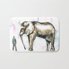 Jumbo elephant Bath Mat