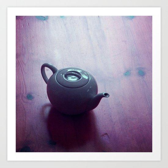thé Art Print