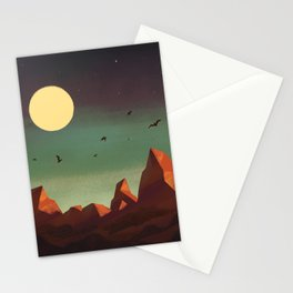 Pinnacles National Park Stationery Cards