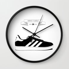 URBAN SHOES // 05 Wall Clock