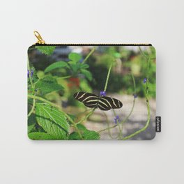 In the Company of Longwings Carry-All Pouch