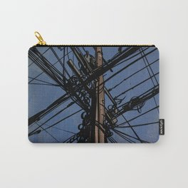wires 02 Carry-All Pouch