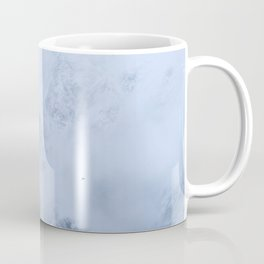 Ravens, snowy mountains and clouds Coffee Mug