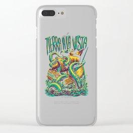 Tierra A La Vista Clear iPhone Case