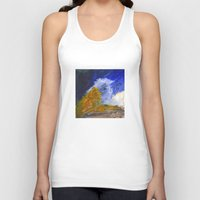 fear and loathing Tank Tops featuring Fear and Loathing by Tonya Doughty