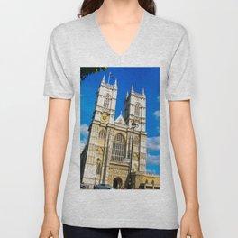Westminster Abbey Unisex V-Neck