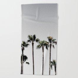 Palm Trees 5 Beach Towel
