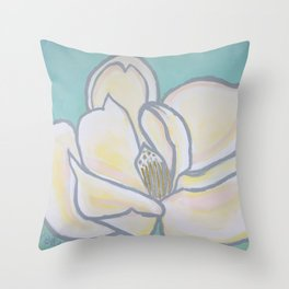 MAGNOLIA Throw Pillow