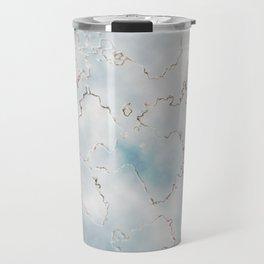 Marbled Skies Travel Mug