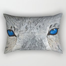 The Eyes Have it! Rectangular Pillow