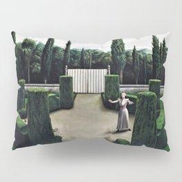 Classical Masterpiece 'Florentine Garden' by Pyke Koch Pillow Sham