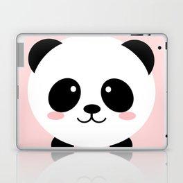 Lovely kawai panda bear Laptop & iPad Skin