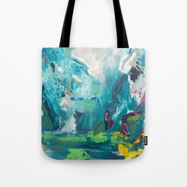 Temple of Sinawava Tote Bag