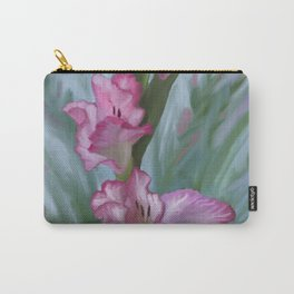 Gladiolus Carry-All Pouch