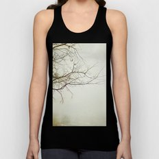 Escaping Into Your World Unisex Tank Top