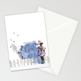 to grow up Stationery Cards