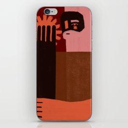 Dios Sol iPhone Skin