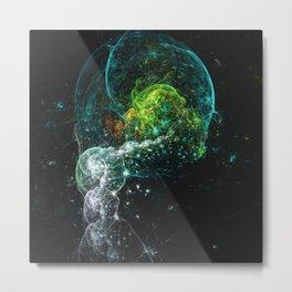 fractal world 22 Metal Print