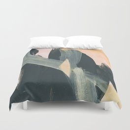 abstract painting IV Duvet Cover