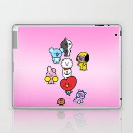 BTS BT21 Characters Laptop & iPad Skin