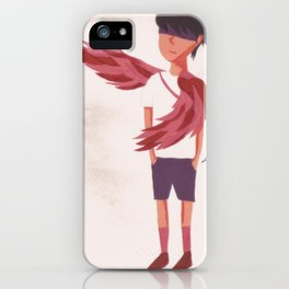 Sardonyx Pink iPhone Case