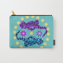 Dancing Salamanders Carry-All Pouch