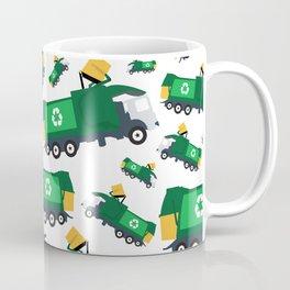 Garbage Truck Toys Truck Pattern Coffee Mug