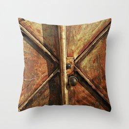 Pátina Throw Pillow
