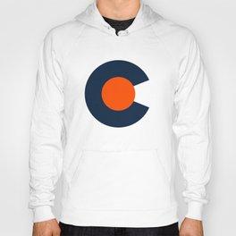 Colorado Logo - Broncos Hoody