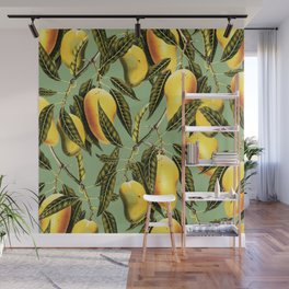 Mango Season #society6 #decor #buyart Wall Mural