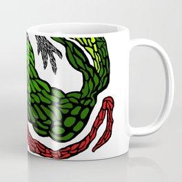 The Genius Birdman no background Coffee Mug